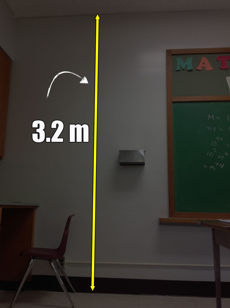 classroom-height
